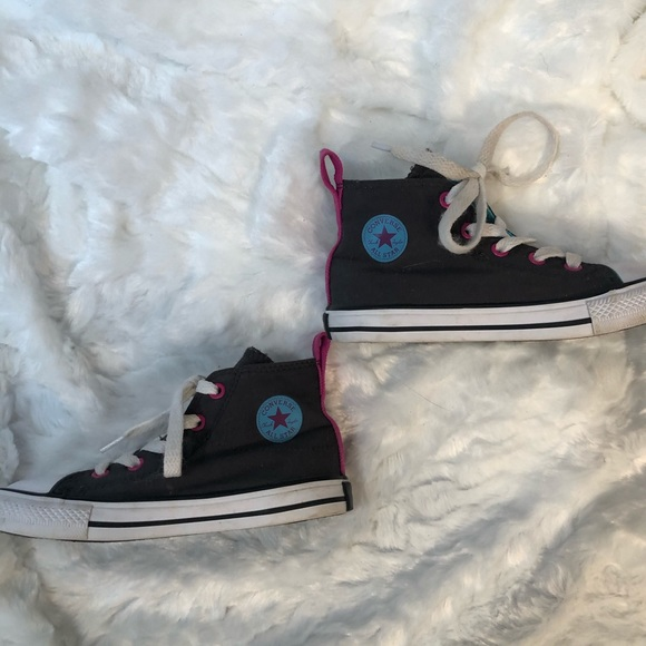 Converse Other - Kids All Star Converse High Top Sneakers